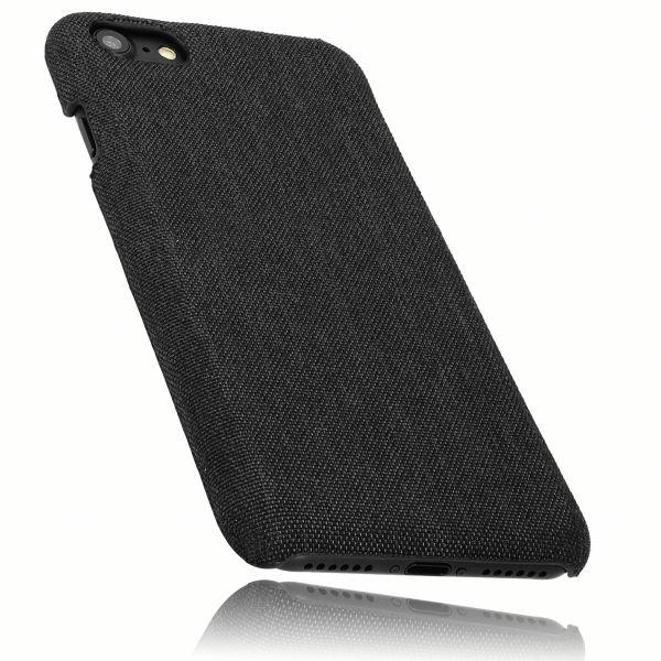 Hard Case Hülle fineline schwarz für Apple iPhone 8 / 7