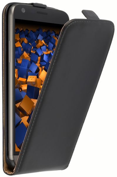 Flip Case Tasche schwarz für LG G5