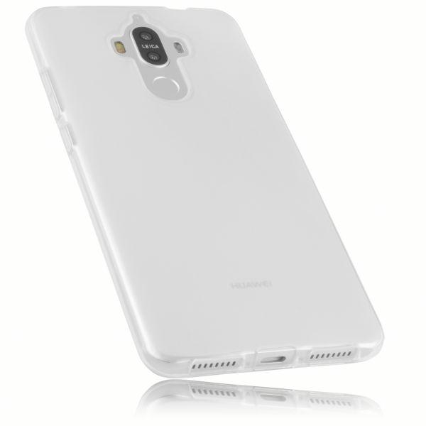 TPU Hülle weiß transparent für Huawei Mate 9