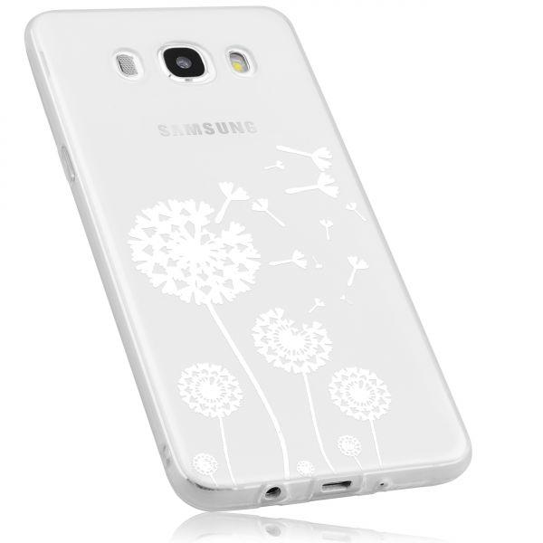 TPU Hülle transparent Motiv Pusteblume für Samsung Galaxy J5 (2016)