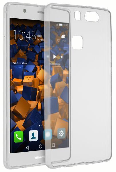 TPU Hülle Ultra Slim transparent für Huawei P9 Plus