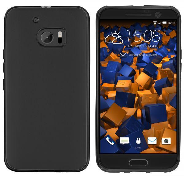TPU Hülle schwarz für HTC 10