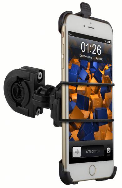 Fahrrad- Motorradhalterung TwoSave für Apple iPhone 6 Plus / 6s Plus