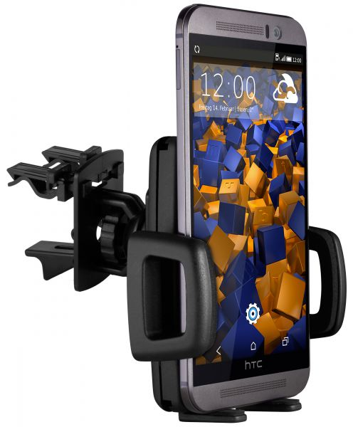 Lüftungsschlitz KFZ Halterung Vent Mount Kugelgelenk für HTC One M9