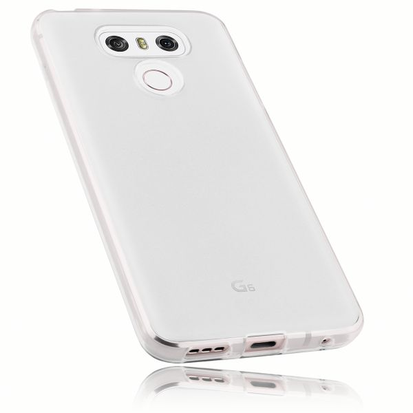TPU Hülle weiß transparent für LG G6