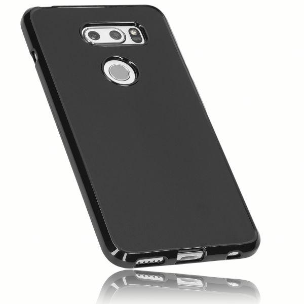 TPU Hülle schwarz für LG V30 / V30S ThinQ