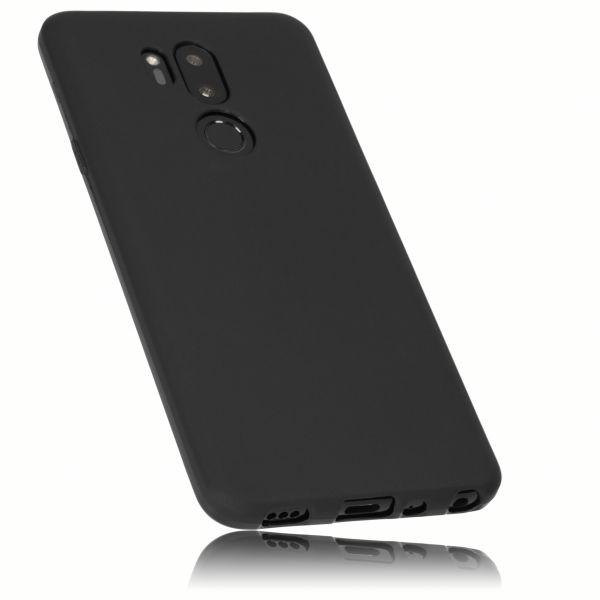 TPU Hülle schwarz für LG G7 ThinQ