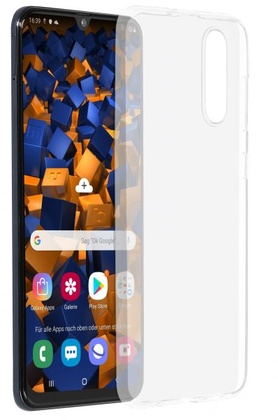 TPU Hülle Ultra Slim transparent für Samsung Galaxy A50