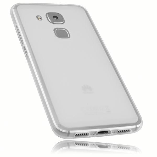 TPU Hülle weiß transparent für Huawei Nova Plus