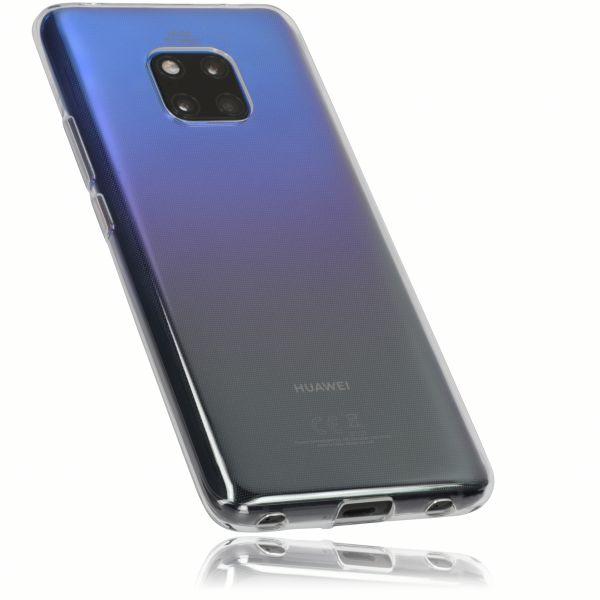 TPU Hülle transparent für Huawei Mate 20 Pro