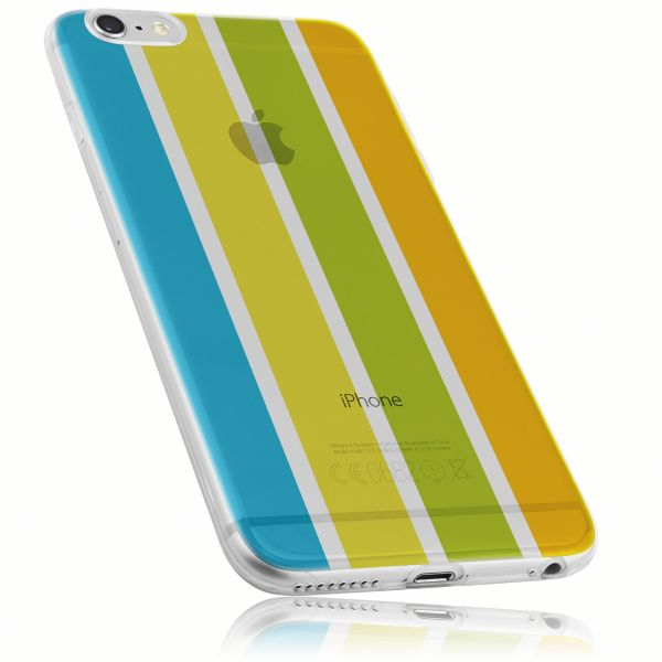 TPU Hülle Sommer Edition für Apple iPhone 6 / 6s