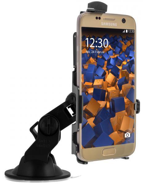 KFZ Saugnapfhalterung schwarz für Samsung Galaxy S7