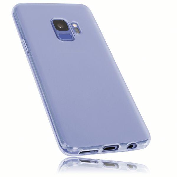 TPU Hülle weiß transparent für Samsung Galaxy S9