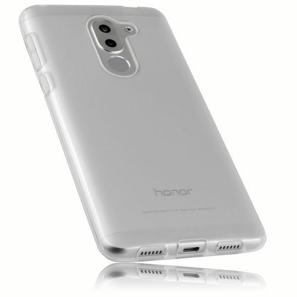 TPU Hülle weiß transparent für Huawei Honor 6X