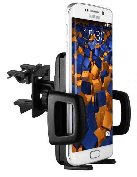 Universal KFZ Halterung Vent Mount Kugelgelenk für Samsung Galaxy S6 / S6 Duos / S6 Edge