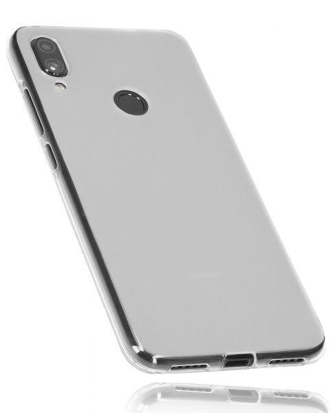 TPU Hülle weiß transparent für Xiaomi Redmi Note 7