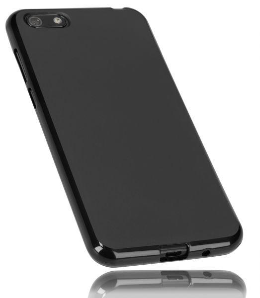 TPU Hülle schwarz für Huawei Y5 (2018)