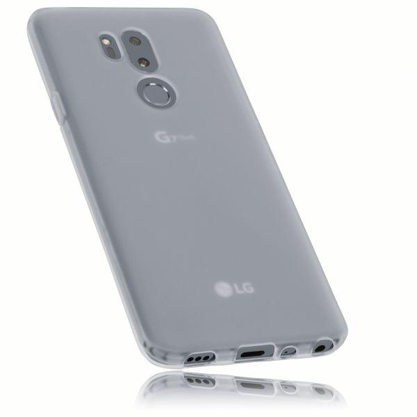 TPU Hülle weiß transparent für LG G7 ThinQ