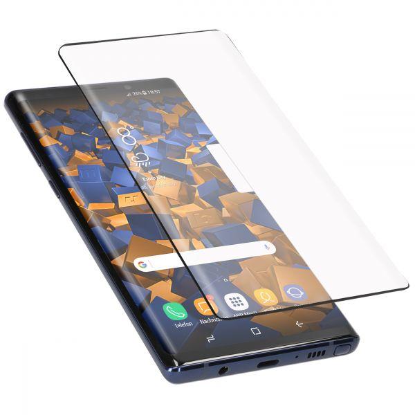 3D Panzerglasfolie Full Cover 6H transparent für Samsung Galaxy Note10