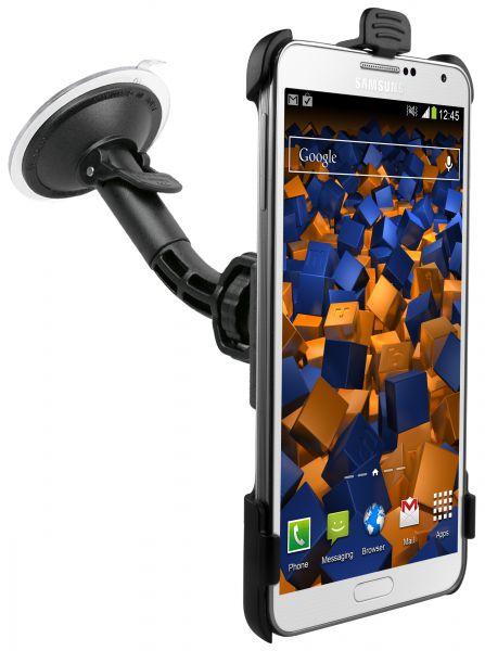 KFZ Halterung Schale aufstellbar für Samsung Galaxy Note 3