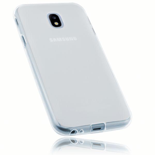 TPU Hülle weiß transparent für Samsung Galaxy J3 (2017)