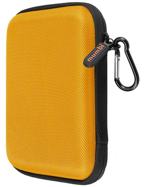 Festplattentasche bis 6,35 cm (2,5 Zoll) in Gelb