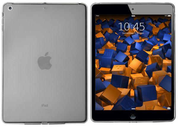 TPU Hülle transparent weiß für Apple iPad Air 1