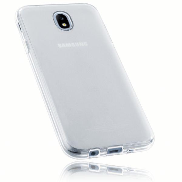 TPU Hülle weiß transparent für Samsung Galaxy J7 (2017)