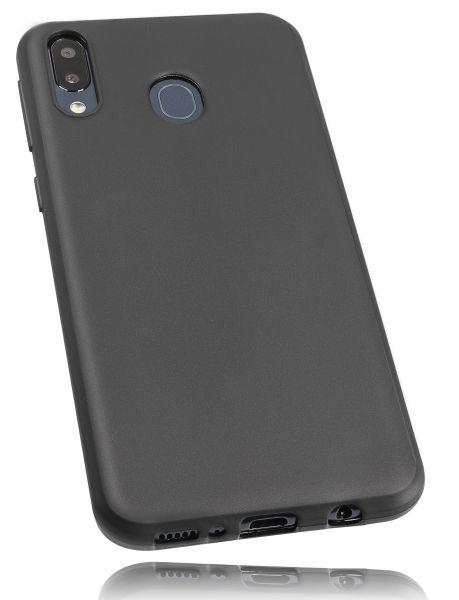 TPU Hülle schwarz für Samsung Galaxy M20
