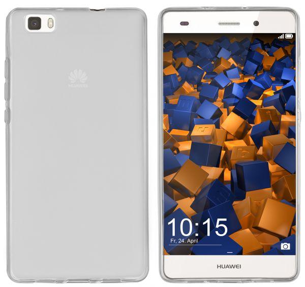 TPU Hülle weiß transparent für Huawei P8 Lite (2015)