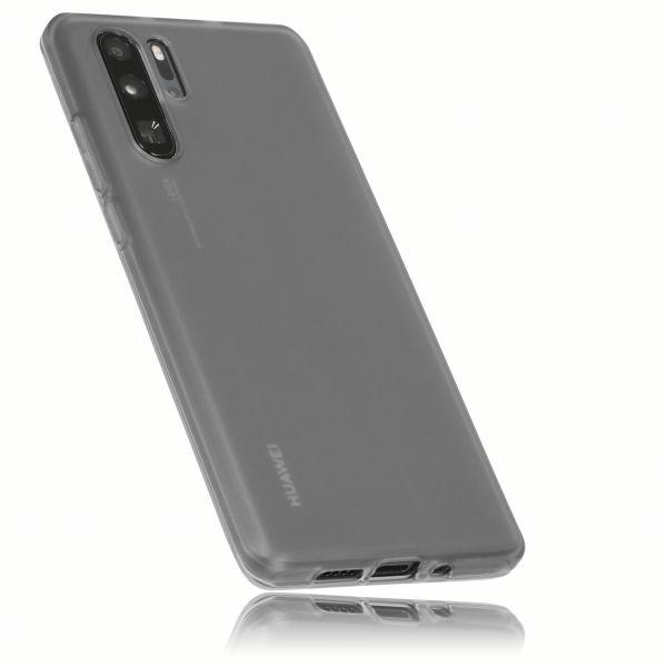 TPU Hülle schwarz transparent für Huawei P30 Pro