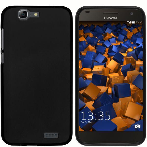 TPU Hülle schwarz für Huawei Ascend G7