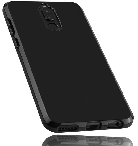 TPU Hülle schwarz für Huawei Mate 10 Lite