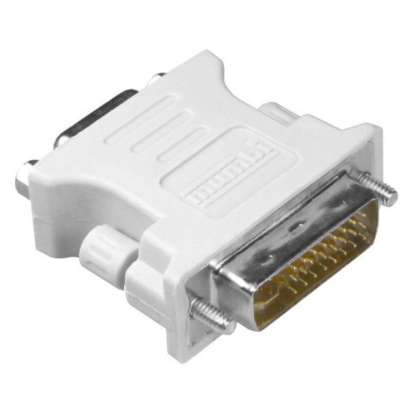 DVI-I Dual Link 24+5 zu VGA (Mini-D-Sub)
