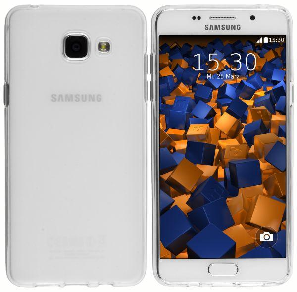TPU Hülle weiß transparent für Samsung Galaxy A5 (2016)