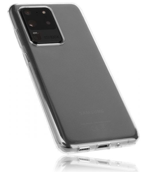 TPU Hülle transparent für Samsung Galaxy S20 Ultra