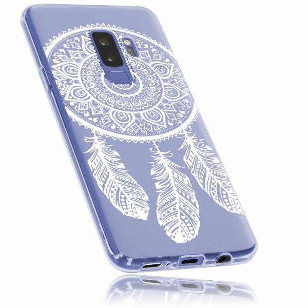 TPU Hülle transparent Motiv Traumfänger für Samsung Galaxy S9 Plus