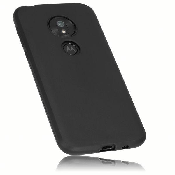 TPU Hülle schwarz für Motorola Moto G7 Play