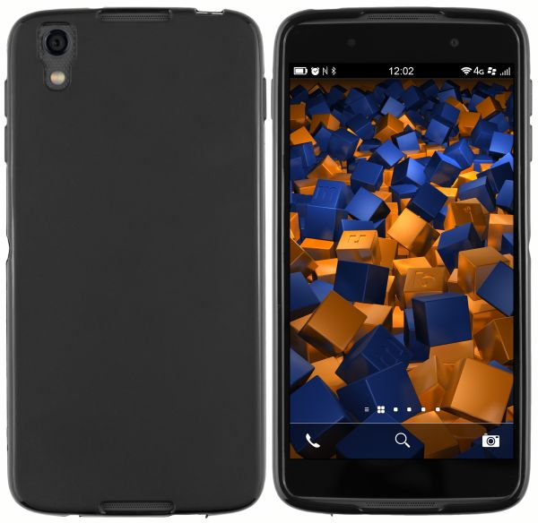 TPU Hülle schwarz für Blackberry DTEK50