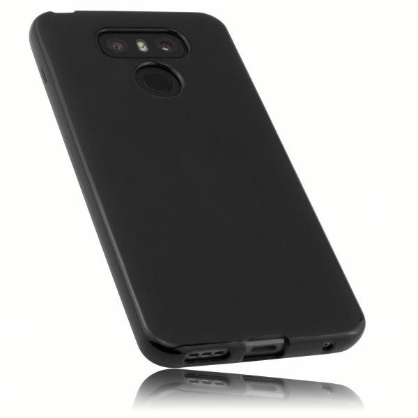 TPU Hülle schwarz für LG G6