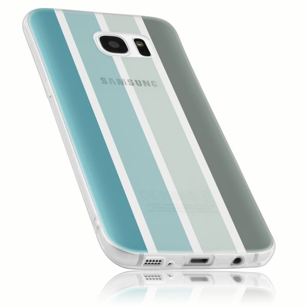 TPU Hülle Winter Edition für Samsung Galaxy S7