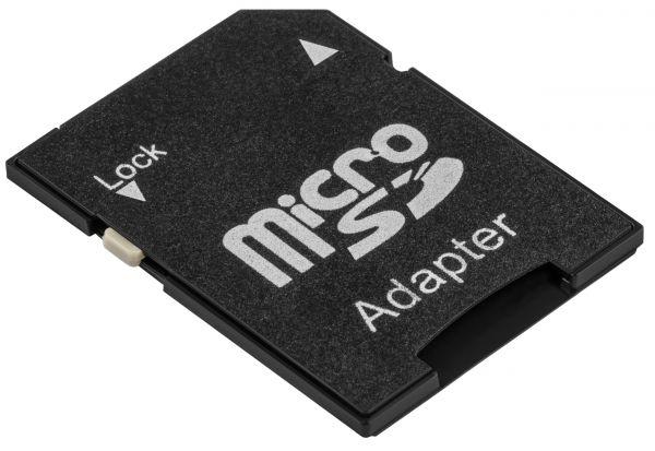 Speicherkarten Adapter von Micro SD auf SD
