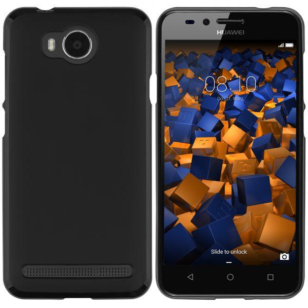 TPU Hülle schwarz für Huawei Y3 II