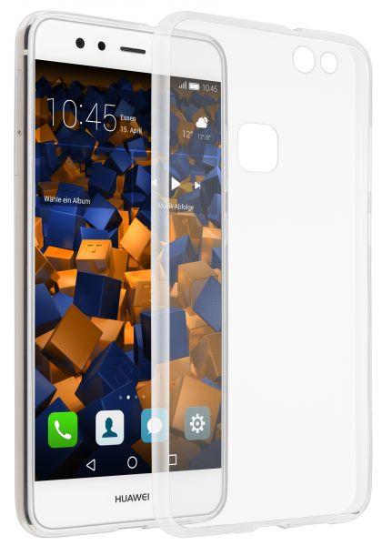 TPU Hülle Ultra Slim transparent für Huawei P10 Lite