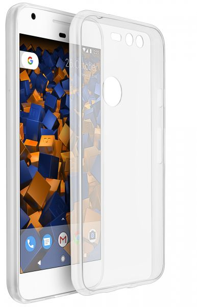 TPU Hülle Ultra Slim transparent für Google Pixel