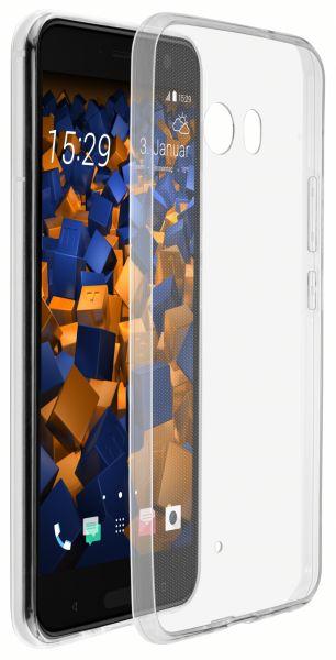 TPU Hülle Ultra Slim transparent für HTC U11