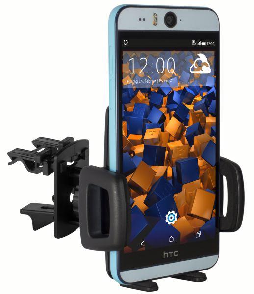 Lüftungsschlitz KFZ Halterung Vent Mount Kugelgelenk für HTC Desire Eye