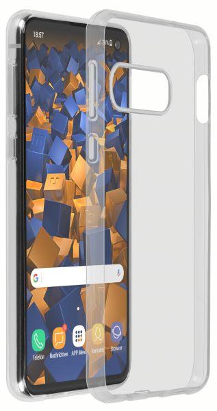 TPU Hülle Ultra Slim transparent für Samsung Galaxy S10e