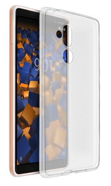 TPU Hülle Ultra Slim transparent für Nokia 7 Plus