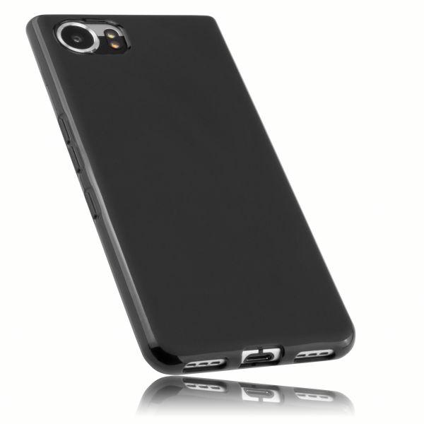 TPU Hülle schwarz für Blackberry KEYone